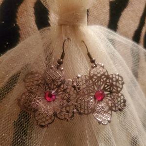 Copperfield FILAGREE Pierced Earrings